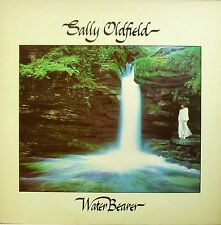 """12"""" LP - Sally Oldfield - Water Bearer - B733 - washed & cleaned"""