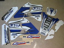 FLU  PTS TEAM  GRAPHICS   YAMAHA YZ125 YZ250 1996 1997 1998 1999 2000 2001