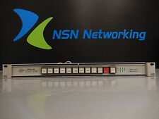 Lenco PSW-467 12-Channel Color Video BNC Switcher