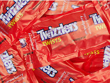 Lot of 40 Twizzlers Twists Licorice Candy Fun Size Snack Packs Party Favors