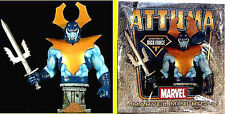 Bowen Marvel Comics FF4  Namor Attuma  Bust Statue New From 2006
