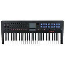 Korg triton taktile 49 contrôleur usb clavier et synthétiseur avec logiciel bu...
