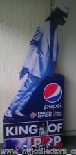 MICHAEL JACKSON BAD 25 ANNIVERSARY PEPSI 3 PROMO SMOOTH CRIMINAL DISPLAYS USA