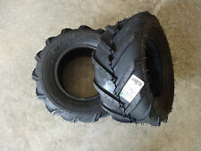 TWO New 16X6.50-8 BKT TR-315 Tractor Lug Tires 6 ply