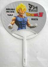 AX  Anime Expo 2016 EXCLUSIVE  Promotional Fan  DRAGONBALL Z  VEGETA  Bandai