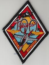 VFA-102 100 YEARS NAVAL AVIATION SHOULDER PATCH