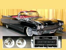 NEW USA-630 II* 300 watt 58-60 Cadillac AM FM Stereo Radio iPod USB Aux inputs