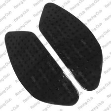 Black Tank Traction Pad Side Gas Knee Grip Protector 3M For Yamaha YZF R1 09-14