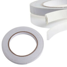 5m Double Sided Strong Sticky Self Adhesive Foam Tape Mounting Fixing Pad