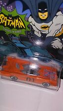 Bat man car HOT WHEELS GENERAL LEE DUKES OF HAZZARD CUSTOM  super cool batman2