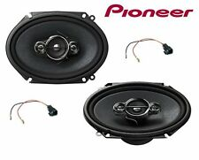"Pioneer TS-A6813I 6"" x 8"" car speakers for Mercury"