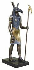 Ancient Egyptian God Seth or Set Statue Replica God of Storms Chaos #1169