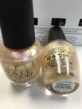 2 OPI Nail Polish *PEARL OF WISDOM* H51~Nail Lacquer~Duochrome Hong Kong Cltn