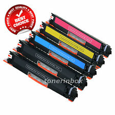 5 pk CE310A CE311A CE312A CE313A Toner Set For HP 126A LaserJet CP1025nw M275MFP