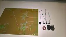KIT HF transistor regenerative receiver AM/SSB/CW