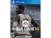 NBA Live 14 - Sony Playstation 4 Game - Complete