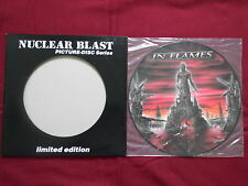 Picture vinilo LP-In Flames, Colony, lim. Nuclear Blast picture-disc series