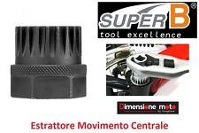 """2046 Estrattore Scatola Movimento Centrale """"SuperB"""" x Bici 26-28 Fixed Scatto Fi"""