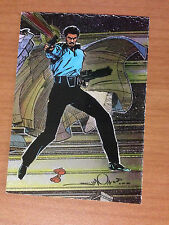 Star Wars Galaxy 3 Etched Foil Chase Card #13 Lando Calrissian