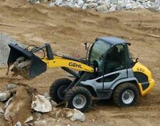 Gehl 680 All Wheel Steer Loader  Parts Manual