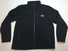 THE NORTH FACE MENS BLACK FLEECE COAT JACKET SIZE XL