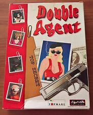 DOUBLE AGENT PC-GAME (BIG BOX)(CD-ROM)(MULTILANGUAGE )(ITALIANO) (ENGLISH)
