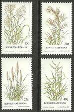 Bophuthatswana - Gräser (II). postfrisch 1984 Mi. 116-119