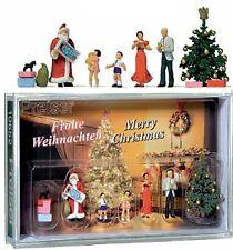 Preiser 10652 H0 Figuren Frohe Weihnachten