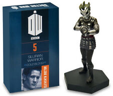 OFFICIAL DOCTOR WHO FIGURINE COLL Eaglemoss Doctor Who Silurian Warrior 5 OI 868