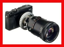 @ PRO Adapter FUJI X Mount X-T1 X-A2 X-T10 -  AATON Lens Cooke Zeiss Angenieux @