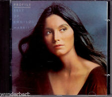 "CD - "" Profile - Best of Emmylou HARRIS "" - Sehr Guter Zustand"