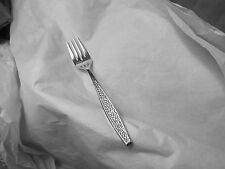 Oneida Ltd. Silversmiths salad fork 6 1/2 inches long no monogram