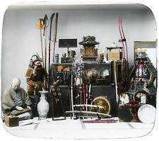 Japanese Samurai Military Gear 1895 Swords Armour etc 6x5 Inch Reprint Photo