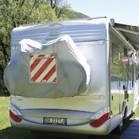 Fiamma Bike Cover S 2-3 bikes with Sign Pocket for Motorhomes 04502E01