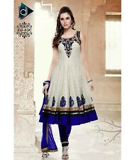 Party wear Anarkali Ethnic Designer Dress Salwar Kameez Pakistani Suit Bollywood