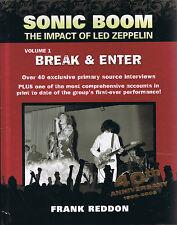 Sonic Boom: The Impact of Led Zeppelin - Vol. 1, Break & Enter (2008, HC)