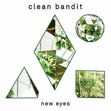 CLEAN BANDIT - NEW EYES: SPECIAL EDITION 2CD ALBUM (November 24th 2014)