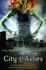 City of Ashes (The Mortal Instruments, Book 2), New, Clare, Cassandra Book