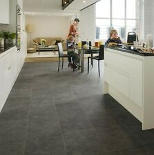 QuickStep Exquisa Slate Black Galaxy EXQ1551 Laminate Tiles Flooring deal - 10m2