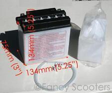 ATV Stater  Battery 12V 9AH 12N9-48-1 with Acid