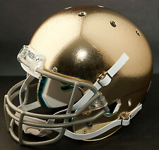 NOTRE DAME FIGHTING IRISH Schutt AiR XP Gameday REPLICA Football Helmet HYDROFX