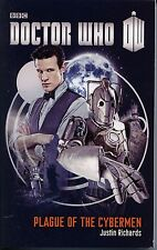 Dr Doctor Who Plague of the Cybermen SC MINT Matt Smith Era