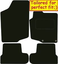 Peugeot 207cc DELUXE QUALITY Tailored mats 2007 2008 2009 2010 2011 2012 2013 20