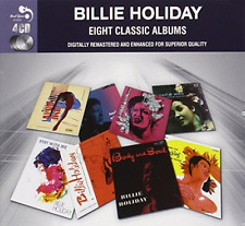 Billie Holiday-7 Classic Albums  CD NEW