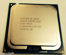 Intel Q8200 Core 2 Quad  @ 2.33GHz 4M Cache 1333 LGA775 CPU Processor