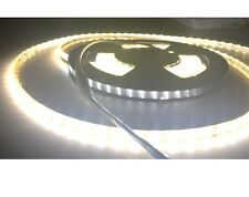 NEW 5meter 12v Waterproof Warm White LED Flex Light Strips 18W Roll SMD3528 PCB