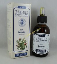Magentina Mother tincture TURMERIC 1.7 oz digestion liver pain joints