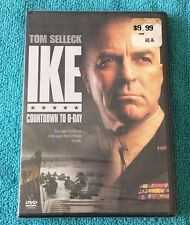 Ike: Countdown to D-Day (DVD, 2004) Brand New, Reg 1, Tom Selleck