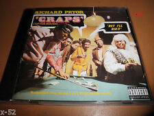 RICHARD PRYOR cd CRAPS after hours LIVE at REDD FOXX CLUB hollywood BIG TITS