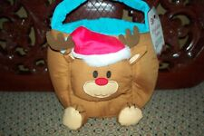 SALE New Uploads! Imported FROM US Holiday Tote / Trick or Treat Basket / Bag